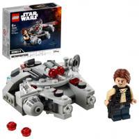 """Конструктор LEGO Star Wars """"Микрофайтеры. Сокол тысячелетия"""""""