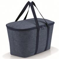 "Термоcумка ""Coolerbag"", twist blue"