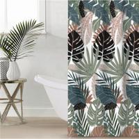 """Штора для ванной Этель """"Tropic"""", 145x180 см, полиэстер"""