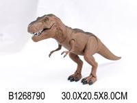 """Игрушка на радиоуправлении """"Тираннозавр 3"""", 30 см"""