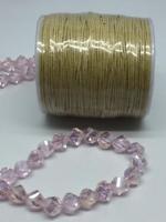 Шнур вощеный, цвет: 278 суровый, 1 мм x 100 м
