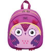 "Рюкзак ""Mini kids. Wise owl"", 27x23x10 см"