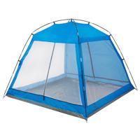 """Пляжный тент """"Jungle Camp. Malibu Beach"""", цвет: синий, серый, 270х210х150 см"""