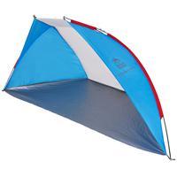 "Пляжный тент ""Jungle Camp Caribbean Beach"", цвет: синий, серый, 270х120х120 см"