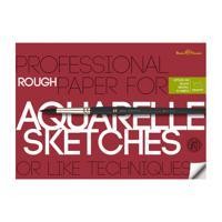 Бумага для акварели, А4 (210х297 мм), 10 листов