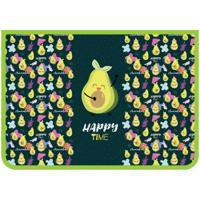 """Папка для труда """"Happy Avocado"""", 2 отделения, А4"""