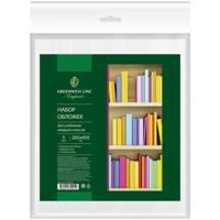 Обложки для учебников младших классов, ПП, 90 мкм, 265x450 мм, 5 штук