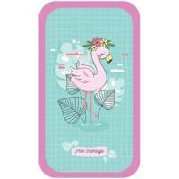 """Пенал """"Flamingo"""", 2 отделения, 190x110 мм"""