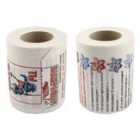 "Набор туалетной бумаги ""Анекдоты N 3"", 2 штуки"