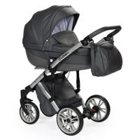 """Детская коляска 2 в 1 Lonex """"Comfort Special"""", цвет: graphite"""