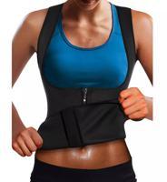 Корсет для похудения CleverCare, черный, размер XXL