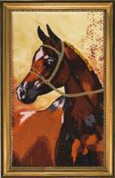 """Рисунок на ткани """"Астра """", 36х21 см, арт. CA563"""