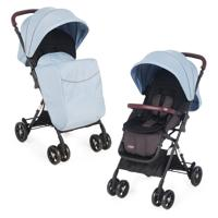 Прогулочная коляска McCan Lia, цвет: светло-голубой