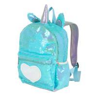 Детский рюкзак, цвет: голубой (арт. 18273)