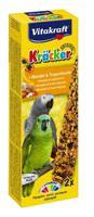 """Крекеры для амазонских попугаев """"Миндаль и фрукты"""", 2 штуки"""