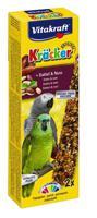 """Крекеры для африканских попугаев """"Фрукты и орехи"""", 2 штуки"""
