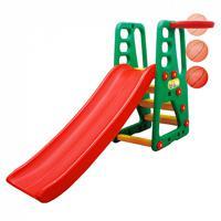 Игровой детский комплекс с горкой Happy Box JM-1001, цвет: зеленый, арт: HB_JM-1001