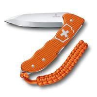 "Нож ""Victorinox. Hunter Pro Alox LE 2021"", 130 мм, 4 функции, с фиксатором лезвия, оранжевый"