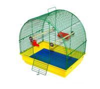 """Клетка для птиц Дарэлл """"Юлия"""", комплект, 41x30x40 см"""