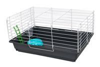 """Клетка для кроликов и морских свинок Дарэлл Eсо """"Роджер-2"""", складная (с наполнением), 58x40x38 см"""