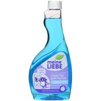 "Средство для мытья стекол, пластика и зеркал ""MEINE LIEBE"" (сменная бутылка), 500 мл"