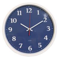 Часы настенные Бюрократ WALLC-R66P, белые