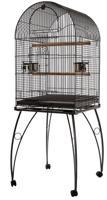 """Клетка для птиц """"Triol"""" (эмаль), 58x58x163,5 см"""
