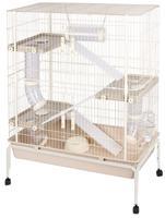 """Клетка-вольер для мелких животных """"TRIOL"""" (эмаль), 101,5x51x130 см"""
