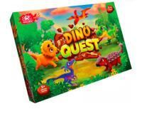 Развивающая настольная игра «Dino Quest»