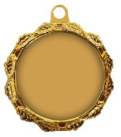 Медаль наградная 1 место (золото)