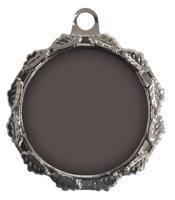 Медаль наградная 2 место (серебро)