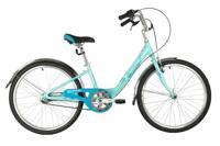 """Велосипед Novatrack """"Ancona"""", 24"""", зелёный"""