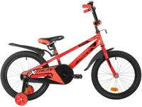 """Велосипед Novatrack """"Extreme"""", 18"""", красный"""