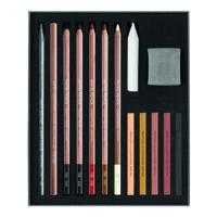 """Набор для рисования """"Carandache"""", 15 предметов"""