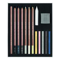 """Набор для рисования """"Carandache"""", 14 предметов"""