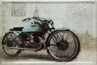 """Постер """"Мотоцикл"""", 20x30 см, арт. 37438"""