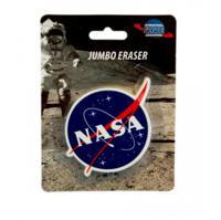 Ластик оригинальный NASA, цвет: белый