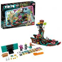 "Конструктор LEGO VIDIYO ""Корабль Пирата Панка"""