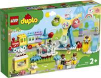"""Конструктор LEGO DUPLO """"Town. Парк развлечений"""", 95 элементов"""