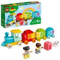"""Конструктор LEGO Duplo """"Поезд с цифрами-учимся считать"""""""