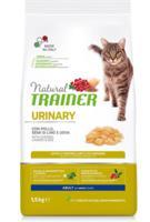 Сухой корм для взрослых кошек Trainer Natural, для поддержки здоровья мочеполовой системы от 1 года , 1,5 кг