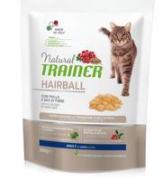 Сухой корм для взрослых кошек Trainer Natural, с курицей, 300 грамм