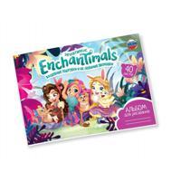 """Альбом для рисования """"Enchantimals"""", 40 листов"""