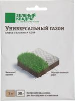 """Семена газона """"Зеленый квадрат. Универсальный"""", 30 г"""