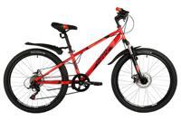 """Велосипед Novatrack """"Extreme"""", 24"""", красный"""