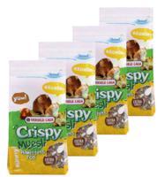 """Корм для хомяков и других грызунов """"Crispy Muesli Hamsters & Co"""", 400 г"""