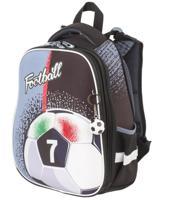 """Ранец светящийся """"Brauberg Premium. Ball"""", 2 отделения, с брелоком, 38х29х16 см"""