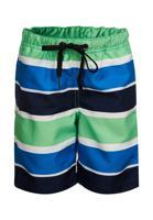 """Шорты купальные для мальчика """"Лего"""", цвет синий, зеленый, рост 122 см"""