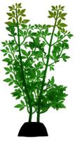 """Силиконовое растение для аквариума """"Homefish"""", с флюорисцентным эффектом (цвет: зеленый), 16 см"""