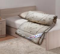 Одеяло, овечий пласт 400 г/м2, тик смесовой, 172х205 см